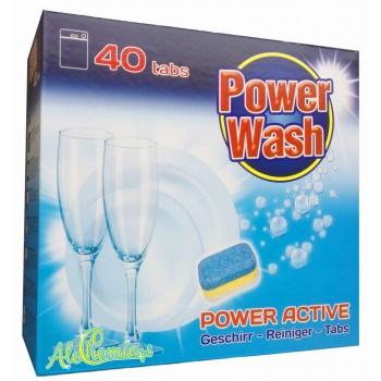 POWER WASH 40 Tabletki do zmywarki