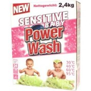 POWER WASH Sensitive Baby 2,4 kg