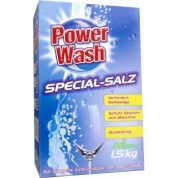 POWER WASH Special Salz 1,5 kg Sól do zmywarki